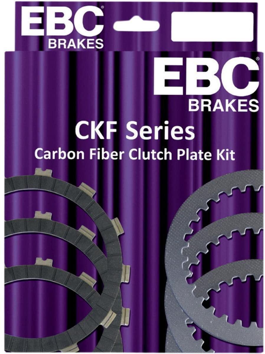 EBC Brakes CKF2364 Carbon Clutch PLTS