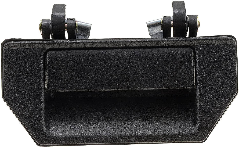 Dorman 77057 Tailgate Handle for Select Nissan Models, Black