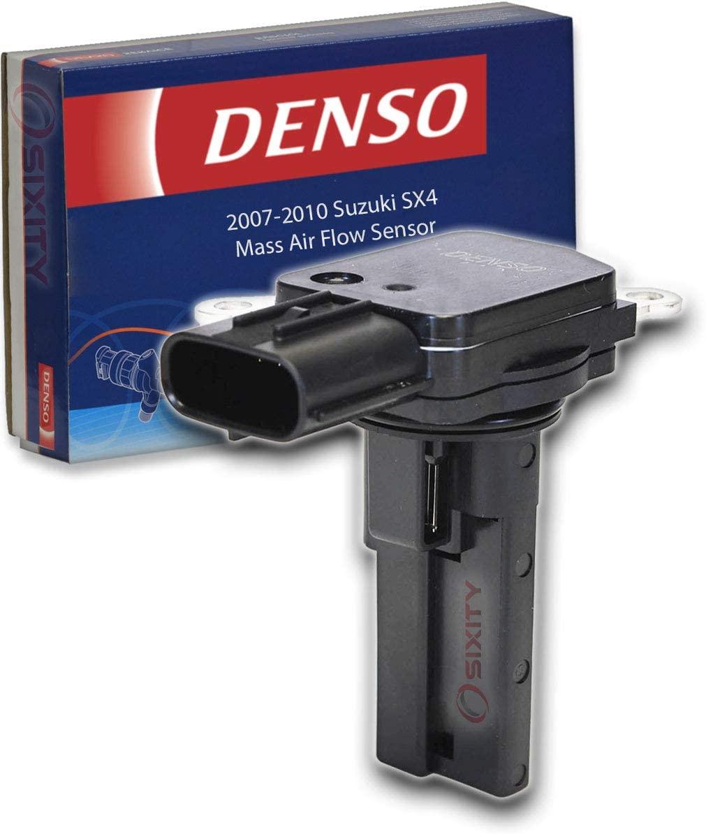 Denso Mass Air Flow Sensor for Suzuki SX4 2.0L L4 2007-2010 MAF Tune Up Kit