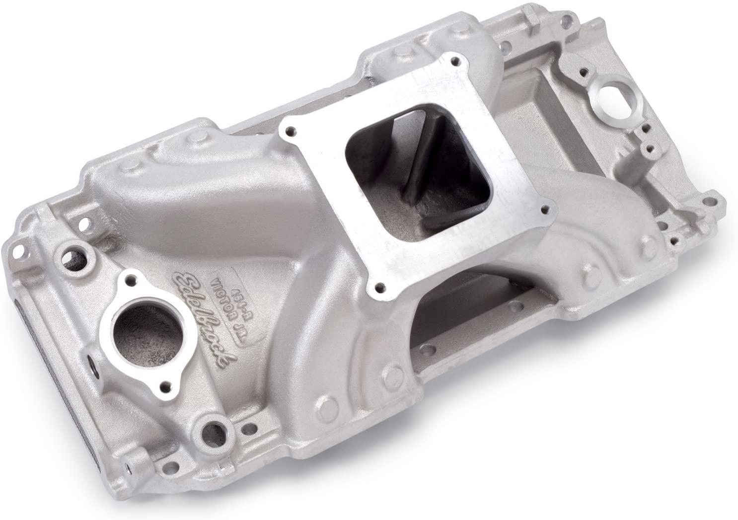 Edelbrock 2902 Victor Junior Aluminum Intake Manifold
