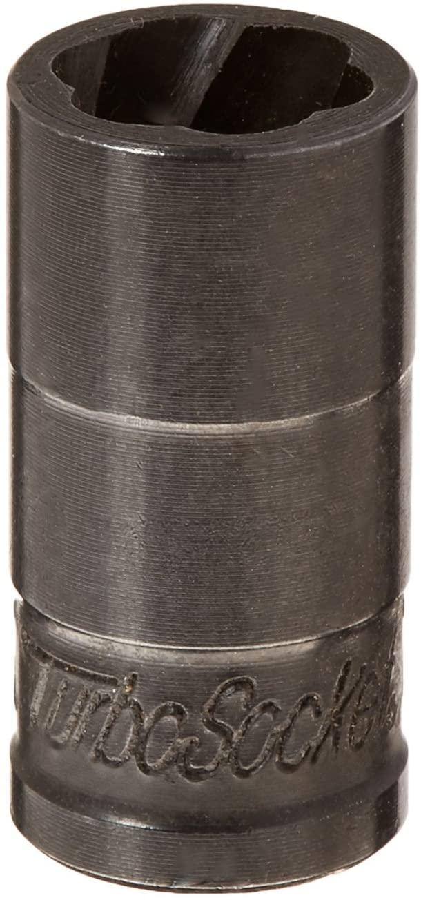 SK Hand Tool 785S 8.5mm Standard Drive Socket Turbo 1/4-Inch