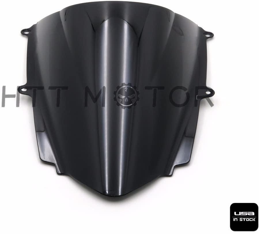 HTTMT CFP-2402-3- Windscreen/Windshield Compatible with Triumph Daytona 675 2013 2014 2015
