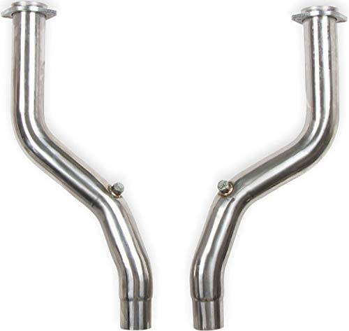 BRAND NEW FLOWTECH OFF-ROAD MID-PIPES,POLISHED FINISH,3