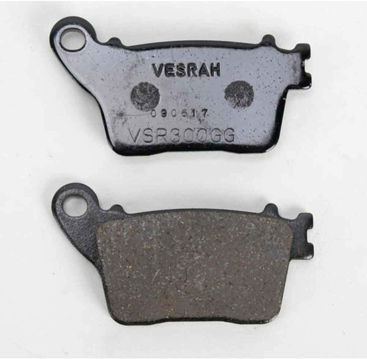 Vesrah Racing Organic Brake Pads