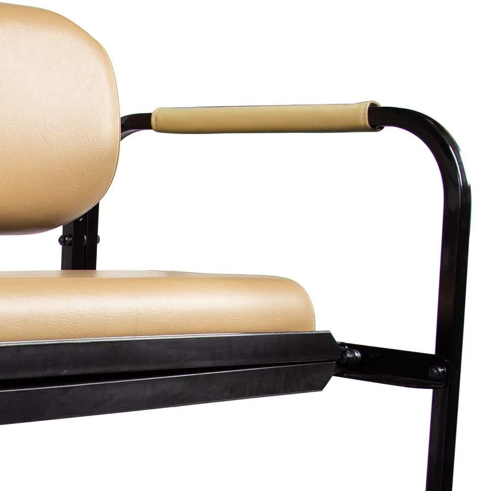 MODZ Golf Cart Rear Seat Armrest Covers - Choose your color (Tan)