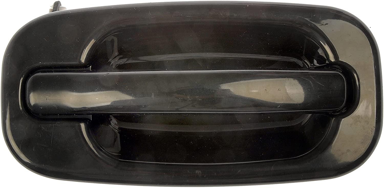 Dorman 80599 Front Passenger Side Exterior Door Handle for Select Cadillac / Chevrolet / GMC Models, Black