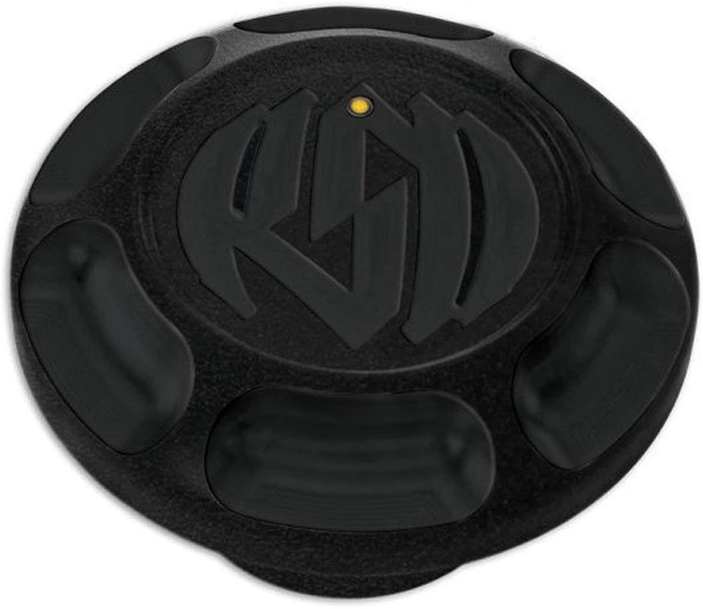 Roland Sands Design Vintage Gas Cap Black Ops 0210-2018-SMB