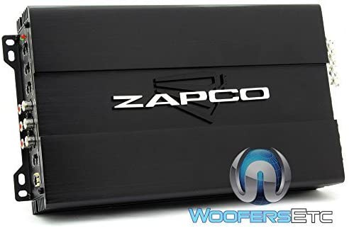 Zapco ST-4X II 4-Channel 320W RMS Class AB Amplifier