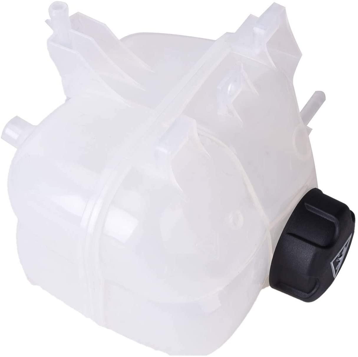TOPAZ 17137823626 Coolant Reservoir Overflow Expansion Tank w/Cap for BMW Mini Cooper Countryman Paceman R56 R60 I01 i3