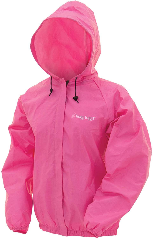 FROGG TOGGS Women's Ultra-Lite2 Waterproof Breathable Rain Jacket