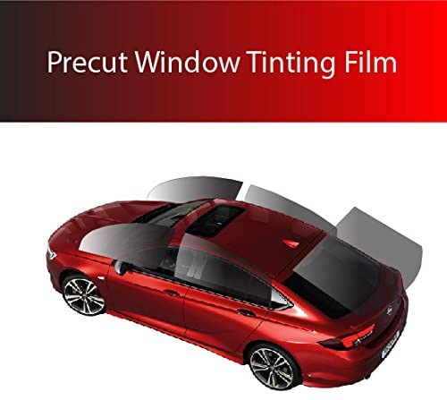 AutoTech Zone Precut Custom Window Tinting Kits for Chevrolet Cruze Hatchback 2017-2018 model with 30% Light Transmittance