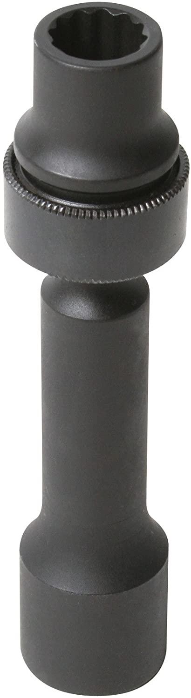 Sunex 212zudl 1/2-Inch Drive 3/8-Inch 12-Point Driveline Socket