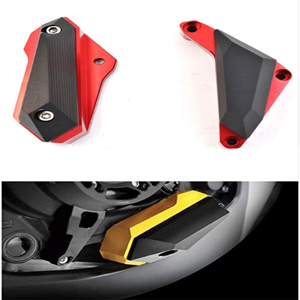 Motorbike Engine Guard Cover Crash Pad Sliders Protector For Yamaha YZF R3 R25