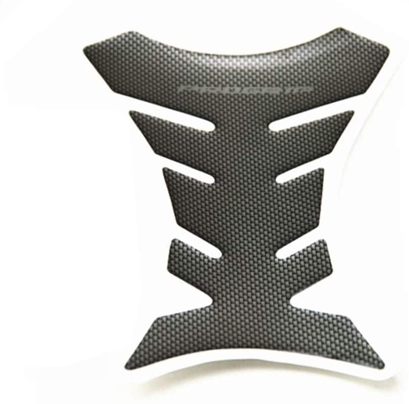 Motocycle Gas Tank Pad, Gas Tank Protector, Motorcycle Sticker, Carbon Fiber Look Tank Pad forZX-12R 2002 2003 2004 2005 2006