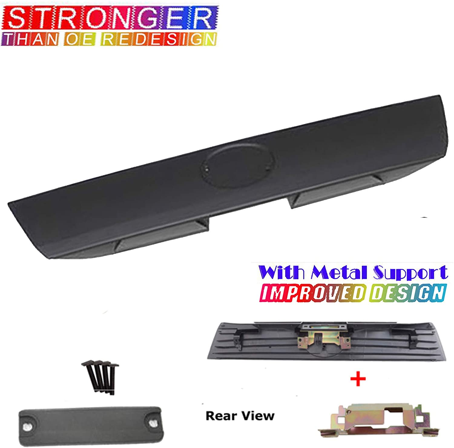 For 05-10 Scion Tc No More Breaking Tailgate Liftgate Hatch Door Handle Non Painted B3722SR 05 06 07 08 09 10