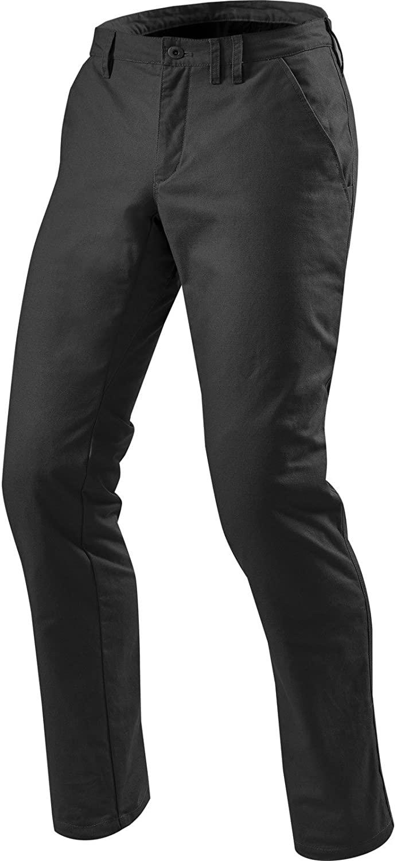 Revit Alpha Motorcycle Pants Black L34, W34