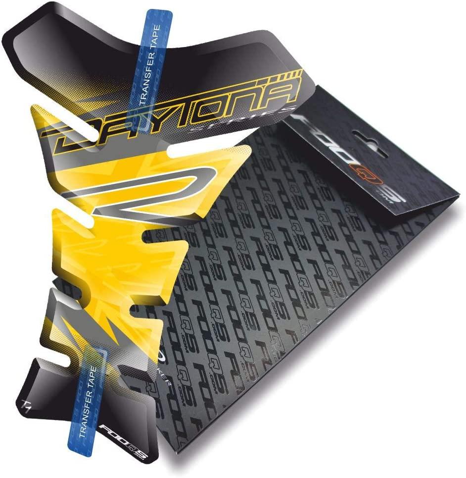 Tankpad for Triumph Daytona 675 600 R RX SE (Yellow)