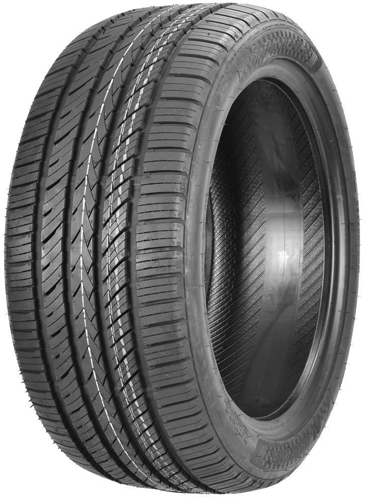 Nankang NS-25 All-Season UHP Performance Radial Tire - 245/45R17 95V, (Model: 24982012)