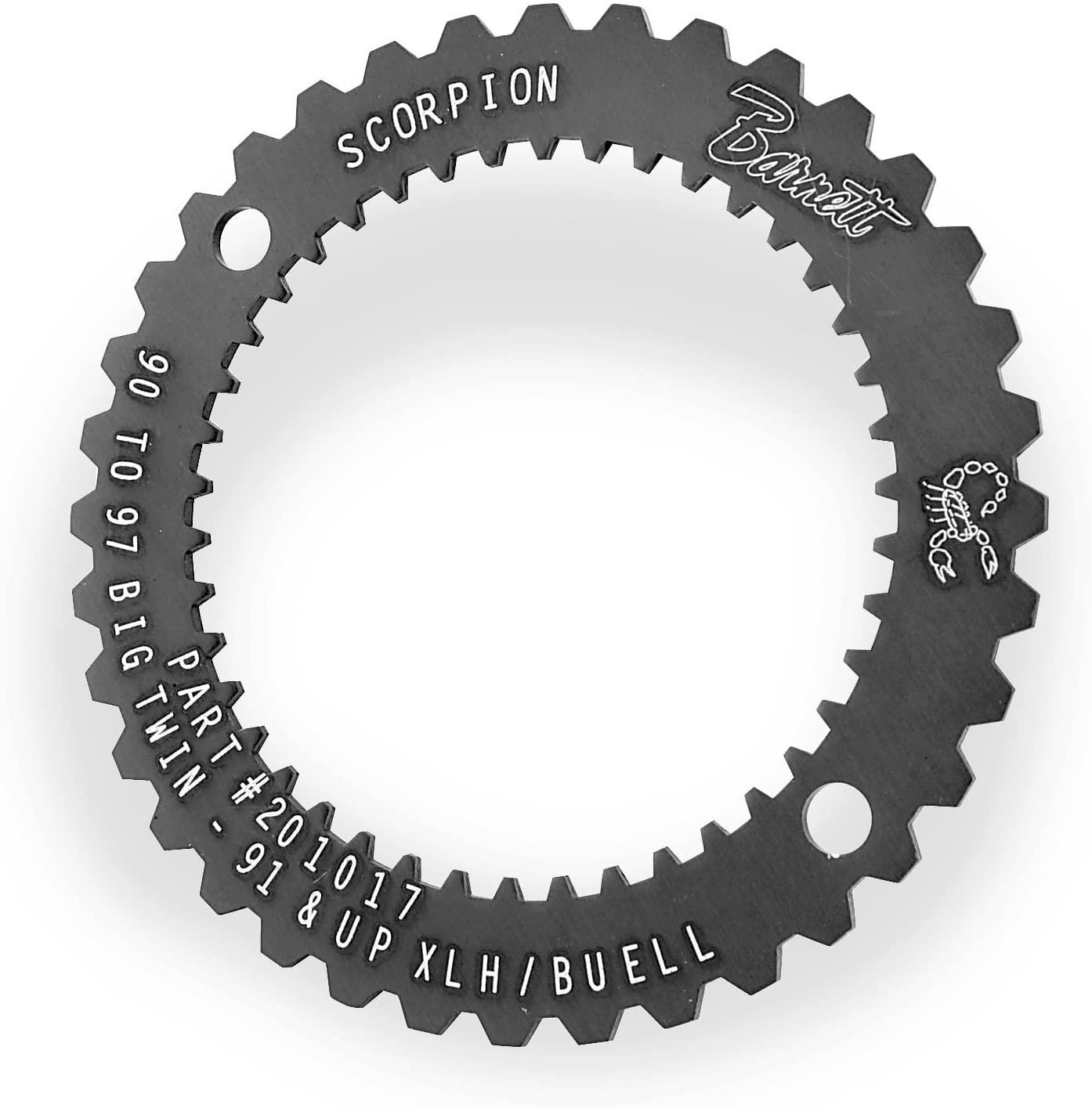 Barnett Performance Products Scorpion Clutch Lock Plate