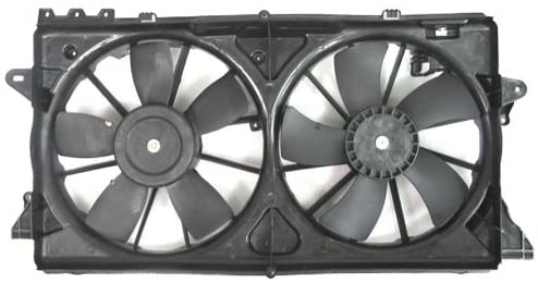Dual Radiator and Condenser Fan Assembly - Cooling Direct For/Fit FO3115184 10-14 Ford F-150 SVT Raptor 10-14 F-150 Expedition Lincoln Navigator