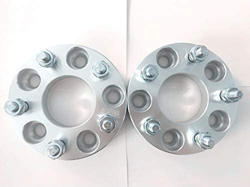 4pcs Aluminum Wheel Adapters Spacers 1.5