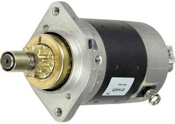 Rareelectrical NEW STARTER COMPATIBLE WITH SUZUKI OUTBOARD MARINE DT115 DT140 PU140 31100-94601 31100-94610