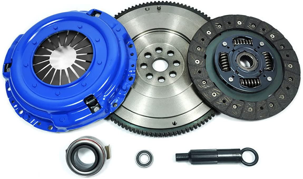 PPC STAGE 1 CLUTCH KIT& FLYWHEEL FOR 84-88 TOYOTA 4RUNNER PICKUP TRUCK 2.4L 2WD 4WD