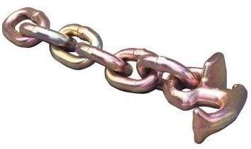 Gm R Hk Tie Down W/ 3/8 Chain (Gold)
