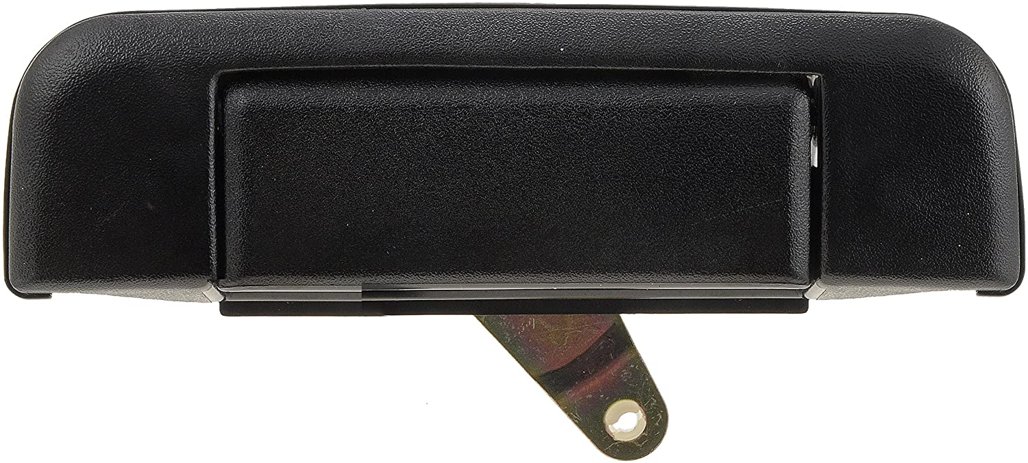 Dorman 77103 Tailgate Handle for Select Toyota Models, Black
