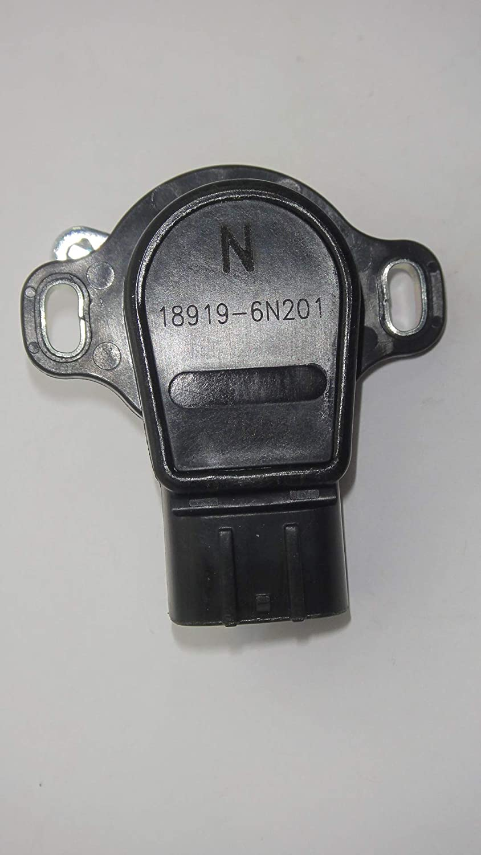 Accelerator Pedal Position Sensors 18919-6N201 189196N201