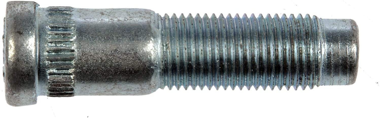 Dorman (610-366.1) 1/2-20 Thread and 2 Long Serrated Wheel Stud with Clip Head