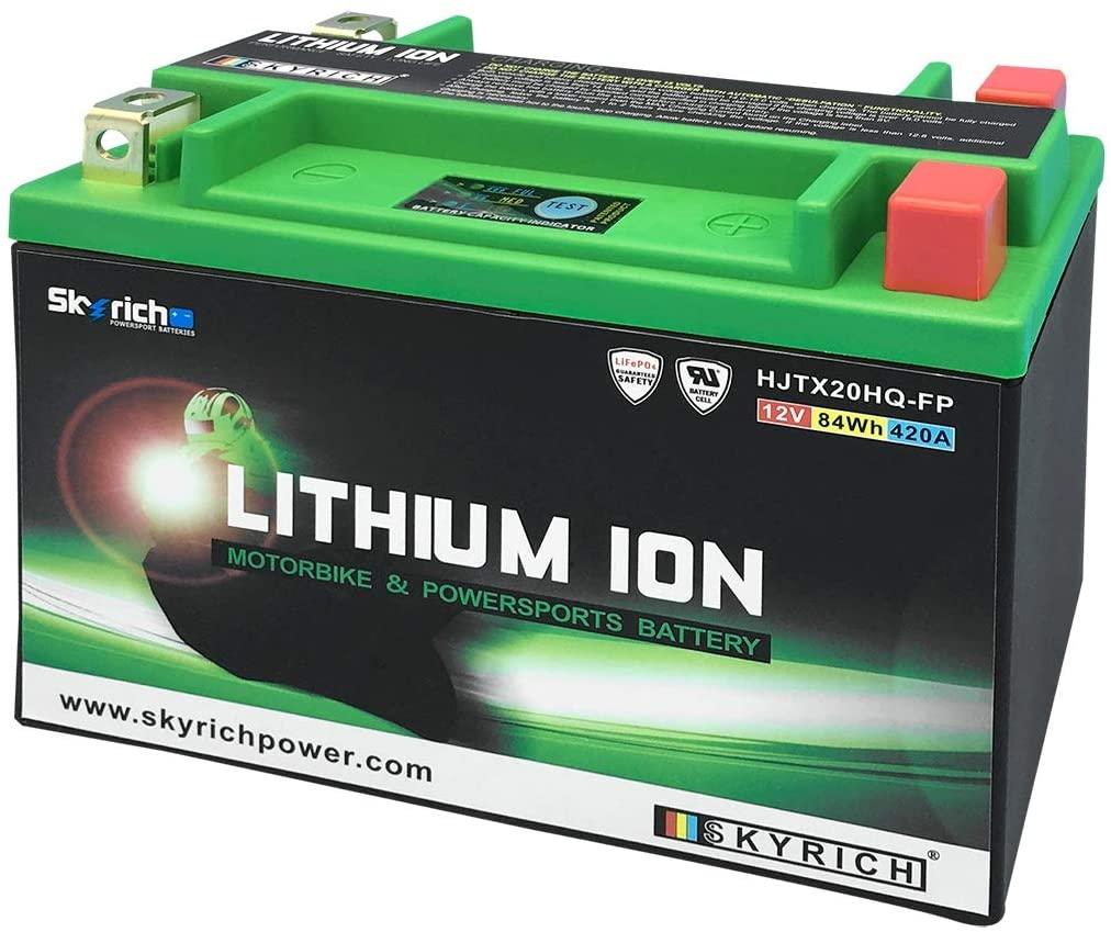 Skyrich Battery Lithium Ion Super Performance HJTX20HQ-FP