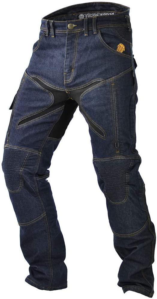 Trilobite 1663 Probut X-Factor Jeans (32X32) (Dark Blue)