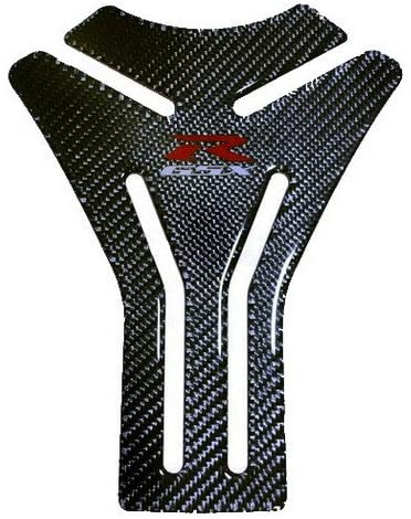 Carbon Fiber Motorcycle Tank Protector Pad for Suzuki GSX-R