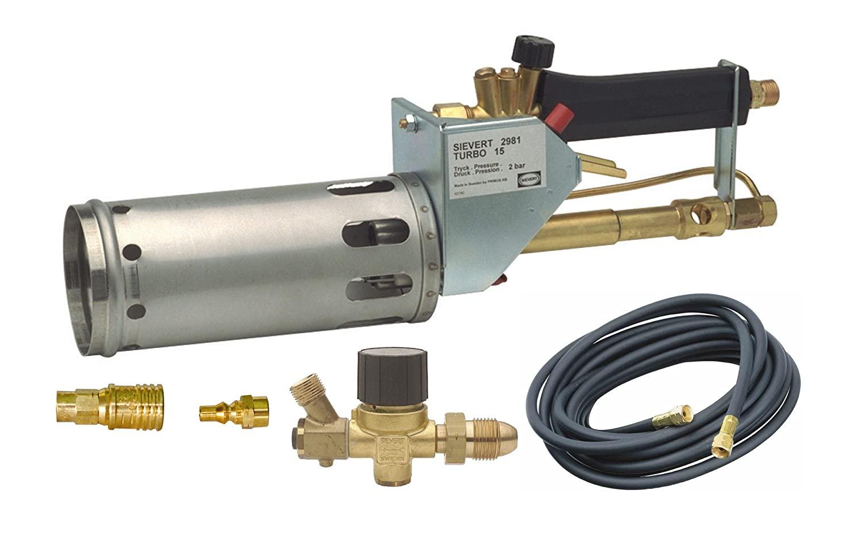 Sievert Industries HAK1-30 Hot-Air Detail Kit; 50k-85k BTU