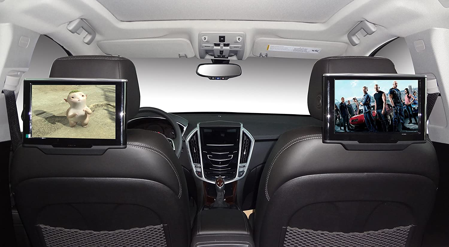 Newest high tech 10.1 inch android AV input output wifi 3g dongle 1280 800 resolution universal car av headrest monitor