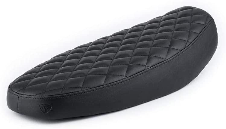 BritishCustoms Slammer Seat - Diamond Stitched (Black) for 16-18 Triumph BONNET120