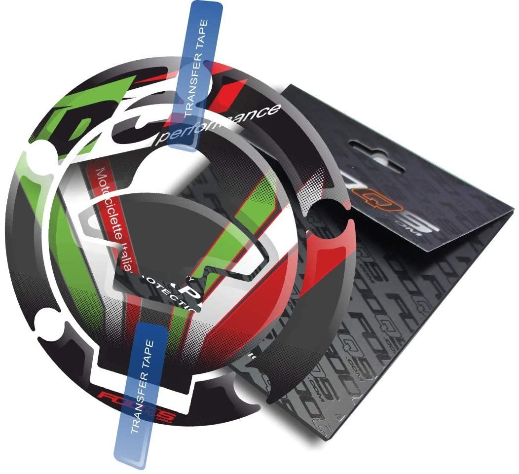 Cappad for Ducati 848 1098s Monster Panigale (Black Flag)