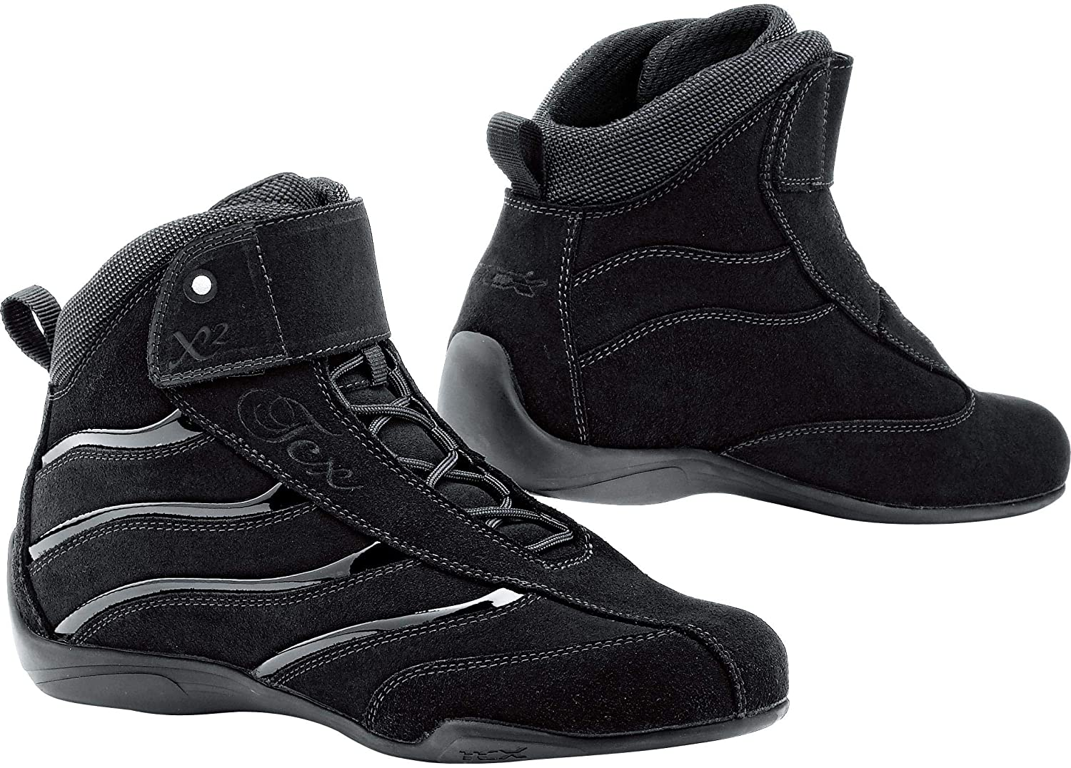 TCX X-Square Lady Womens Street Motorcycle Boots - Black / 40