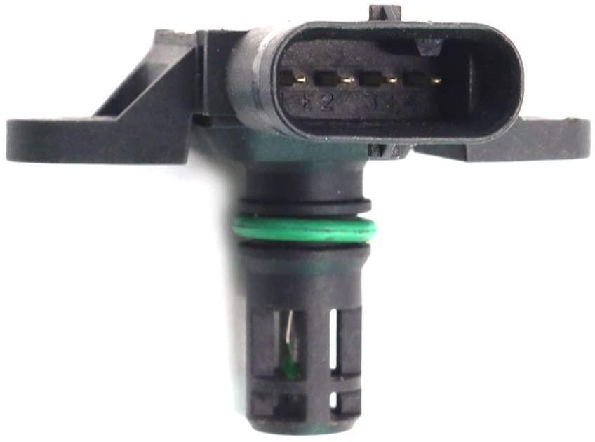 US-JSM 4 Pins OEM 13627843531 Manifold Absoulute Boost Pressure Sensor For BMW 320I 328I 428I 528I M5 M6 X1 X3 Z4 3.0 3.0 4.4