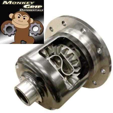 MONKEY GRIP POSI LIMITED-SLIP DIFFERENTIAL - GM 10 BOLT 8.5-28 SPLINE CAR