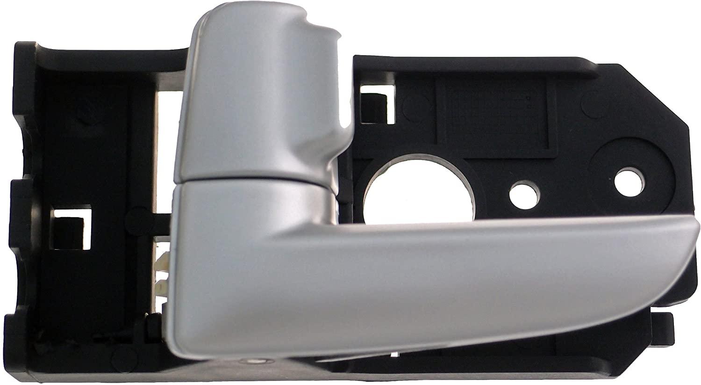 Dorman 83543 Front / Rear Driver Side Interior Door Handle for Select Kia Models, Silver