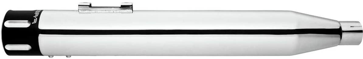 Freedom IN00045 Exhaust (Eagle Slip-On Chrome With Black Tip 4