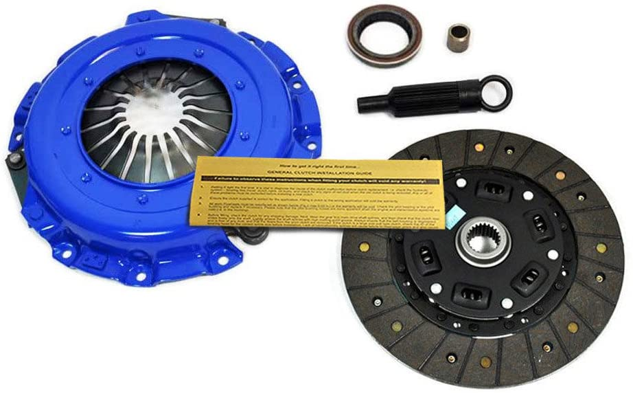 EFT STAGE 2 CLUTCH KIT FOR 02-03 CHEVROLET S-10 GMC SONOMA PICKUP TRUCK 2.2L 4CYL