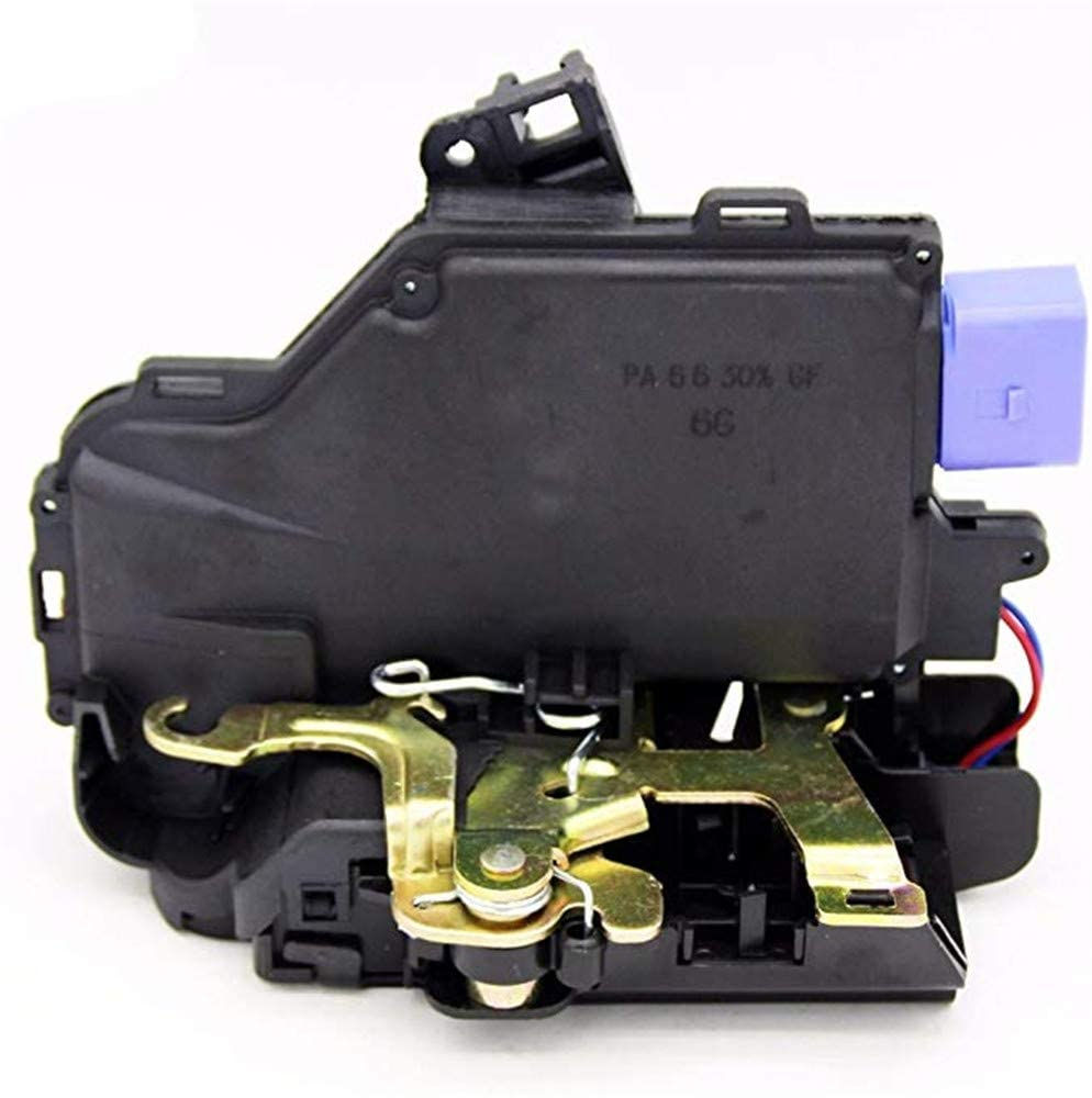 US-JSM Front Right Door Lock Control Mechanism For VW Golf Mk5