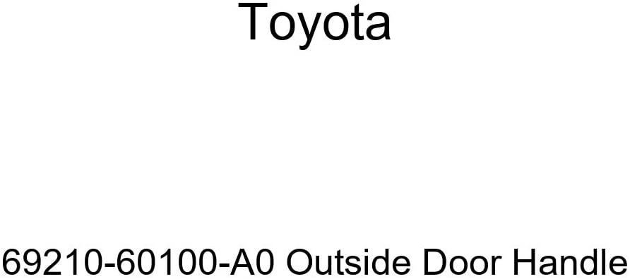 Toyota 69210-60100-A0 Outside Door Handle