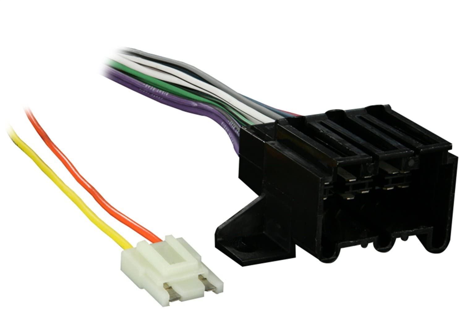 Metra 70-1677-1 Radio Wiring Harness for GM 73-90