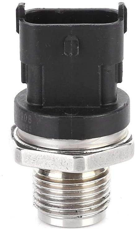 Fuel Rail Pressure Sensor - 0281002908, 314004A010, 0281002568 for NEW HOL-LAND T6 T6.120 4485 89 Tractor 2012-