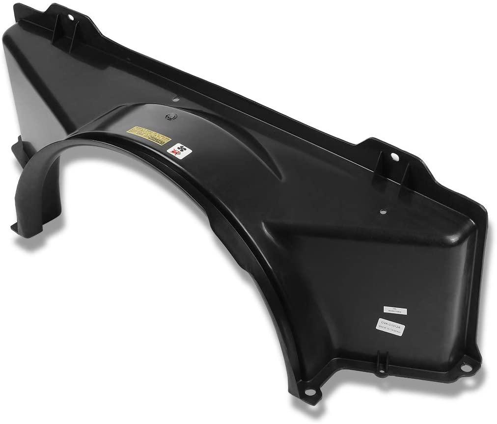 GM3110135 OE Style Radiator Upper Fan Shroud Replacement for Silverado GMC Sierra Yukon XL Escalade 1500 2500 00-06