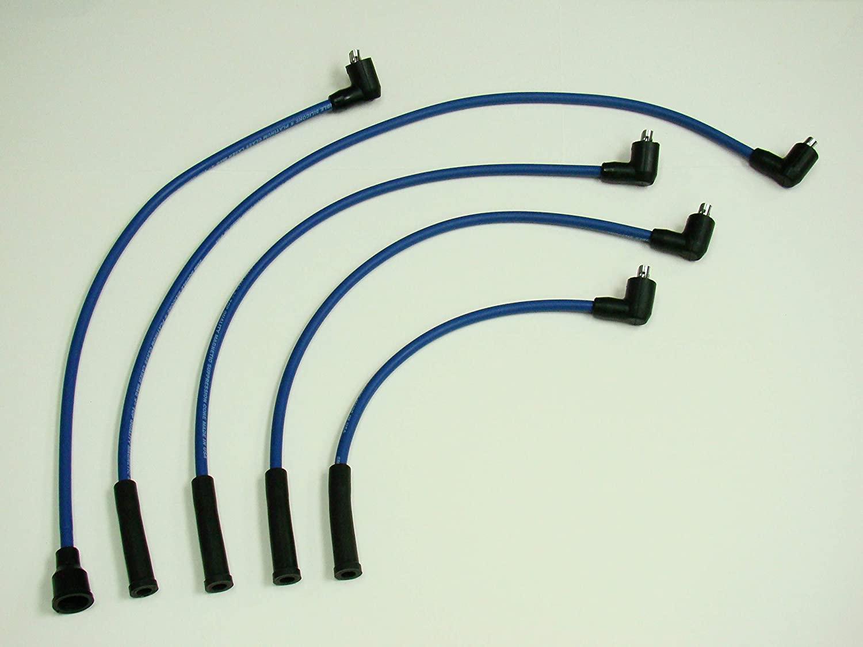 B & B Manufacturing Corporation M4-29256 Blue Platinum Class Laser Mag Wire Set